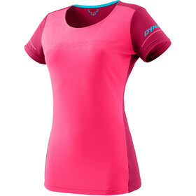 Dynafit Alpine T-shirt Dames, fluo pink